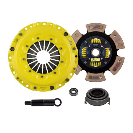 Act Acura Clutch (ACT 1999 Acura Integra HD/Race Sprung 6 Pad Clutch Kit)