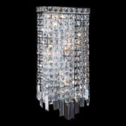Worldwide Lighting Cascade 4-Light Wall Sconce