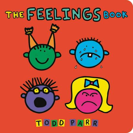 Feelings Book (Board Book)