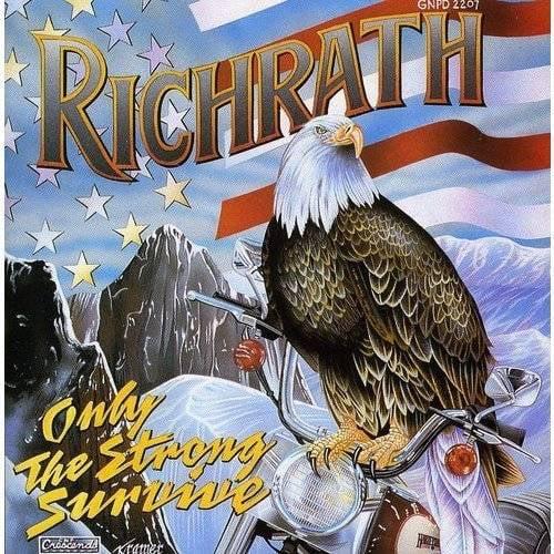Gary Richrath was the lead guitarist for R.E.O. Speedwagon.