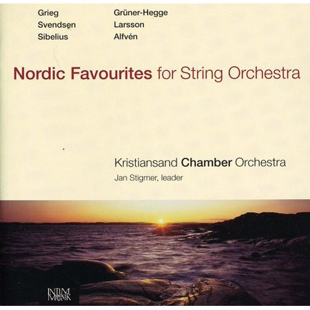 Nordic Favorites For String Orchestra   Various