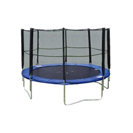 Super Jumper 14 Ft  Trampoline With Enclosure