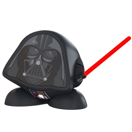 Bluetooth Star Wars Mini Speaker, Darth Vader