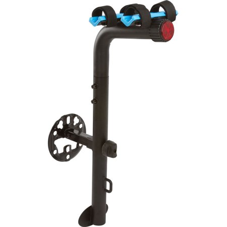Blue Devil 2-Bike Spare Tire Mounted Bicycle Carrier Rack
