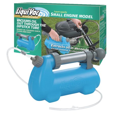 Airpower America LiquiVac Oil Changing System