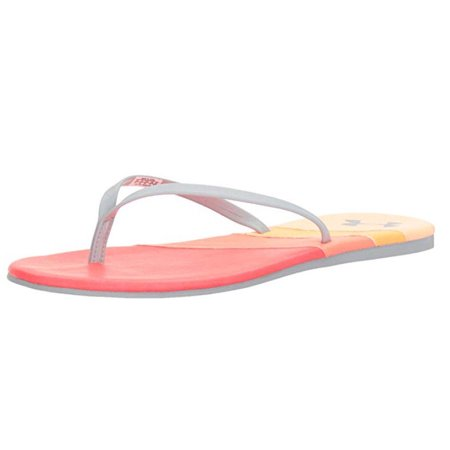2f6be8007320 Under Armour - Under Armour Womens Lakeshore Drive Thong Flip Flop Sandal  Coral Silver Size 11 - Walmart.com