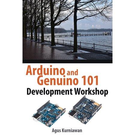 Arduino and Genuino 101 Development Workshop - (Grove Starter Kit For Arduino Genuino 101)
