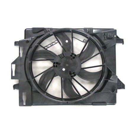 Replacement Depo 333-55033-000 Cooling Fan For Grand Caravan Town & Country