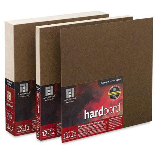 AMPERSAND ART SUPPLY HBWC12 HARDBORD 2 INCH DEEP CRADLED 12X16
