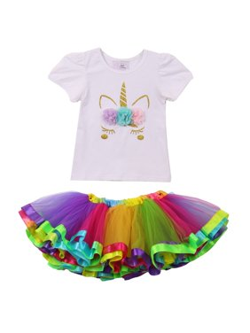 c7656ae3a Little Girls Skirts   Scooters - Walmart.com