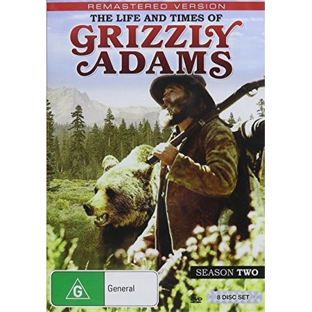 Life & Times of Grizzly Adams Season 2 (Life And Times Of Grizzly Adams Tv Show)