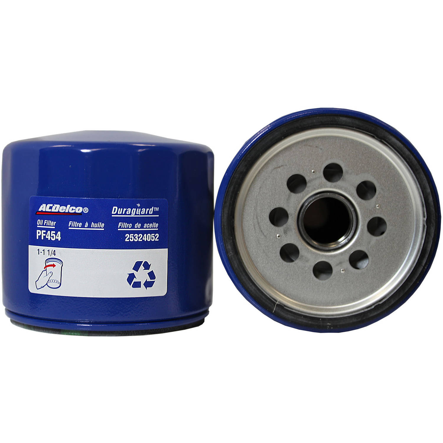 ACDelco Oil Filter, ACPPF454 by ACDelco