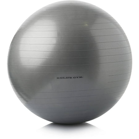 Golds Gym 75cm Anti-Burst Exercise Body Ball