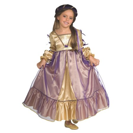Princess Juliet Toddler Halloween Costume, Size 3T-4T
