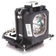 Sanyo POA-LMP135 Projector Housing with Genuine Original OEM Bulb