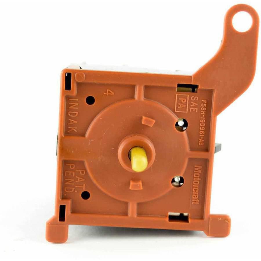 Motorcraft Heater Control Switch, MTCH1478