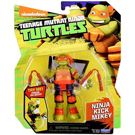 Teenage Mutant Ninja Turtles Battler Michelangelo Action Figure - image 1 of 1