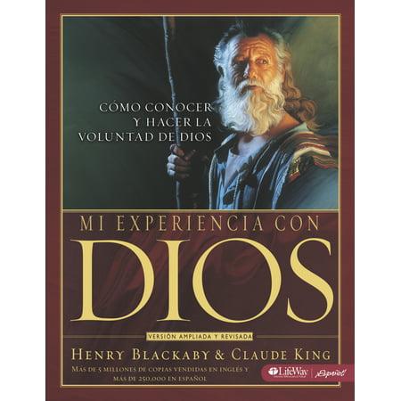 Mi Experiencia con Dios - Libro para el Discípulo : Experiencing God - Member Book Spanish Edition](Halloween Resources Spanish)