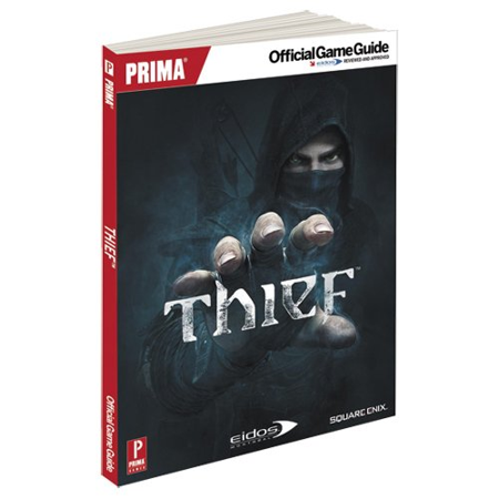 Thief Official Limited Edition Game Guide