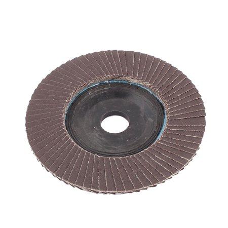 Black & Decker Grinding Wheel (16mmx100mm 320 Grip Fan Type Abrasive Flap Sanding Buffing Disc Grinding Wheel)