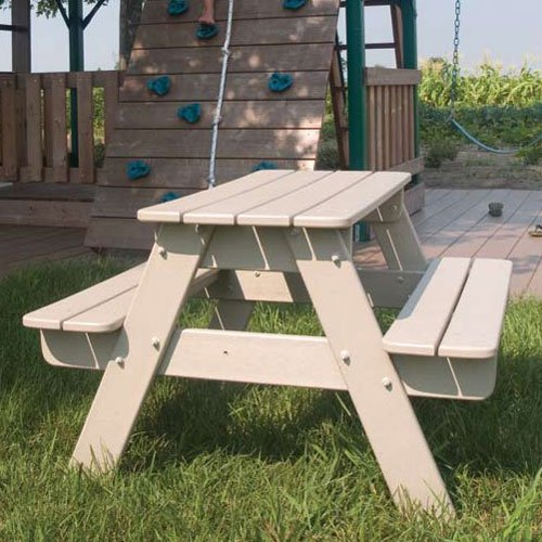 POLYWOOD® Recycled Plastic Kids Picnic Table