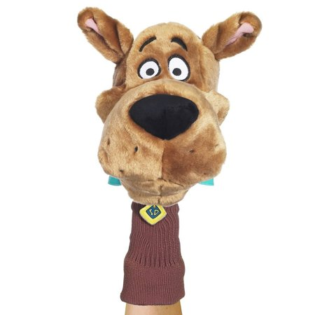 - Licensed Kids Hand Puppet Scooby Doo Figure for Self Expression Pretend Play