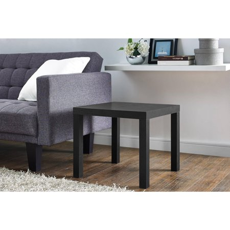 Mainstays Parsons End Table, Multiple Colors - Mainstays Parsons End Table, Multiple Colors - Walmart.com