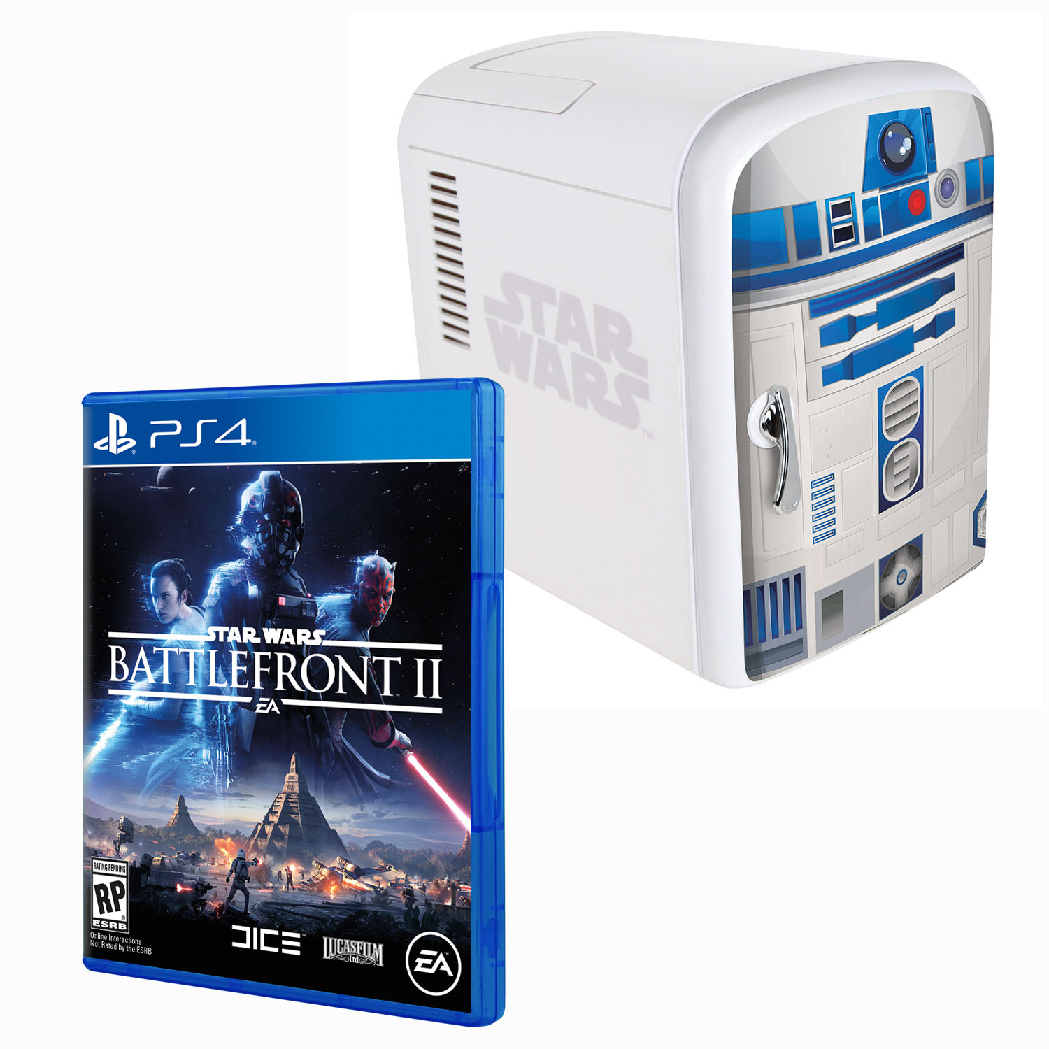 Battlefront 2 PS4 R2D2 Fridge Bundle(PS4)