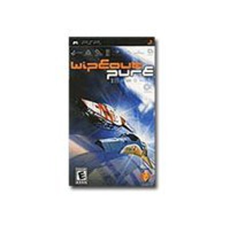 WipeOut Pure - PlayStation Portable - Purse Game