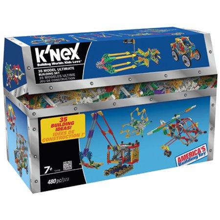 Knex Limited Partnership Group 2 Packs 35 Model Building Kit