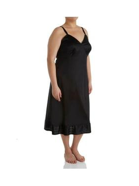 e7d1b092590 Product Image Women s Shadowline 6319 Plus Size Adjustable Length Full Slip