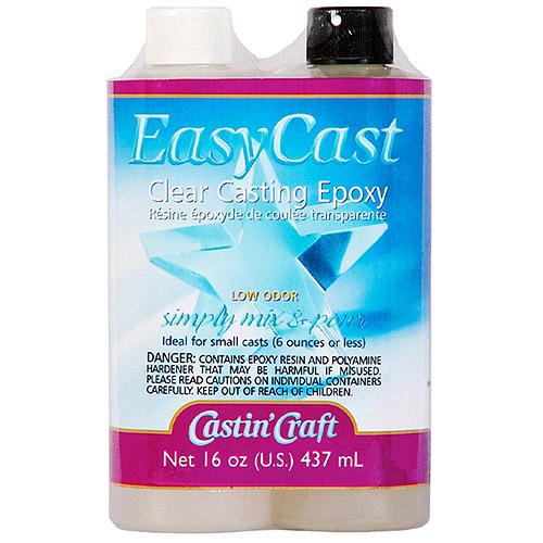 Environmental Castin' Craft Easycast Clear Casting Epoxy, 16oz.