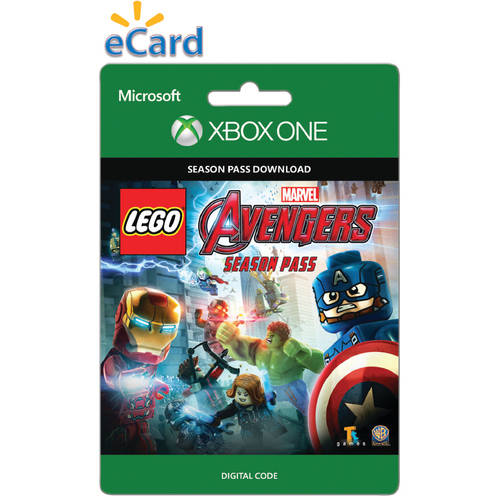 Lego Marvel Avengers Season Pass (Xbox One) (Email Delivery)
