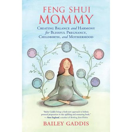 Feng Shui Mommy : Creating Balance and Harmony for Blissful Pregnancy, Childbirth, and (Pregnancy Test Says Positive But Not Pregnant)