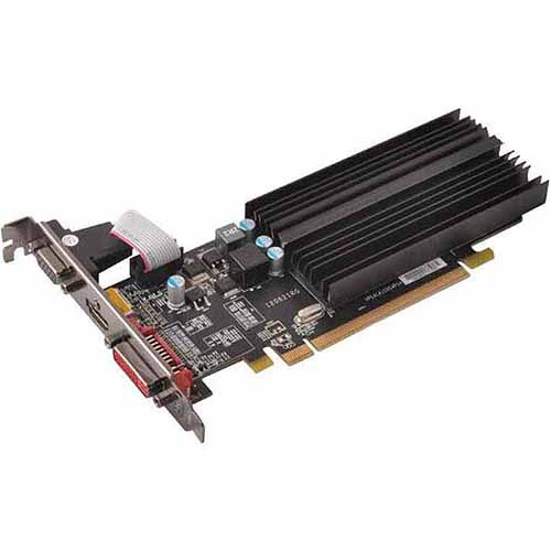 MSI R6450-2GD3H/LP Radeon HD 6450 Graphic Card