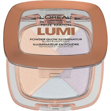 Illuminator Unit - True Match Lumi Powder Glow Illuminator, Ice