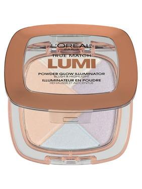 True Match Lumi Powder Glow Illuminator, Ice