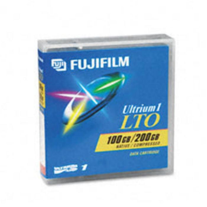 Refurbish-ECHO Fuji Ultrium LTO-1 Data Tape (100/200GB) (26120010)