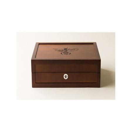 Hives & Honey Bee Jewelry Box Bee Jeweled Box