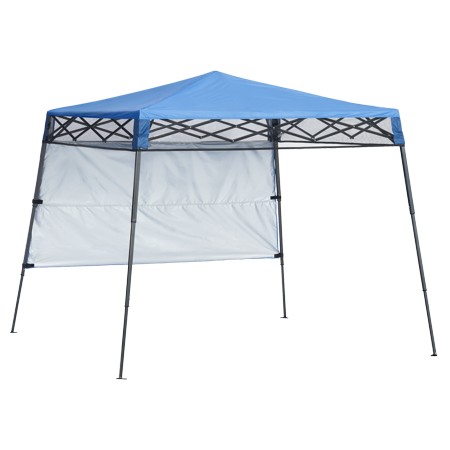 - Quik Shade Go Hybrid Slant Leg 7'x7' Instant Canopy