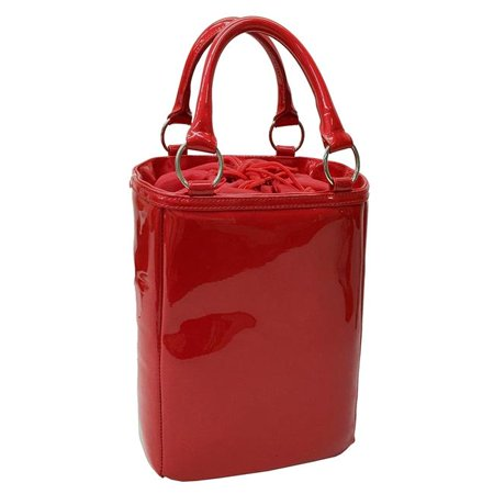 Bitchin Beer Bag Candy Insulated 6 Bottle Beverage Tote, (Red Insulated Beverage Server)