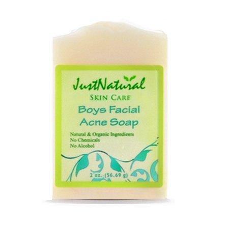 Boy's Facial Acne Soap