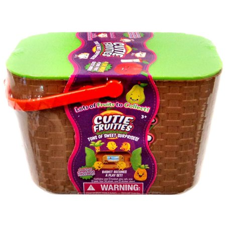 Cutie Fruitie Basket assortment