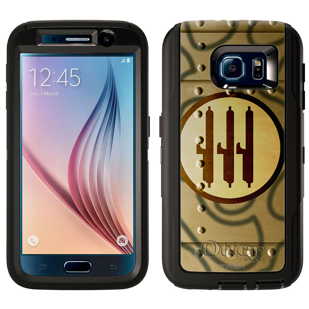 OtterBox Defender Samsung Galaxy S6 Case - Vinatage Itali...