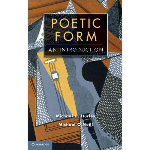 Poetic Form: An Introduction
