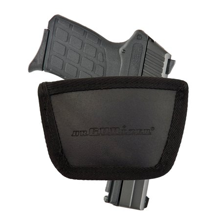 Garrison Grip Leather Inside and Outside Waistband Easy Slide Holster Fits Kel-Tec PF9 (SLH) (Kel Tec 22 Mag Pistol For Sale)