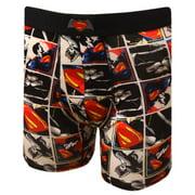 Batman Men's Batman V Superman Dawn Of Justice Performance Wear Boxer Brief