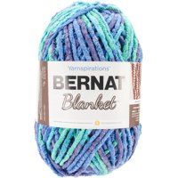 Bernat Blanket Big Ball Yarn-Ocean Shades