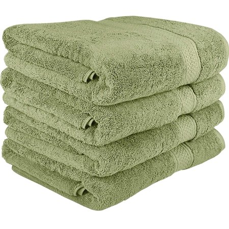 c5c99634da1 Beauty Threadz Large Bath Sheet 700 GSM Cotton 27-Inch-by-54-Inch Bath  Towel Set