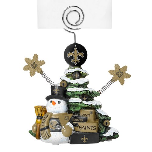 Topperscot by Boelter Brands NFL Tree Photo Holder, New Orleans Saints